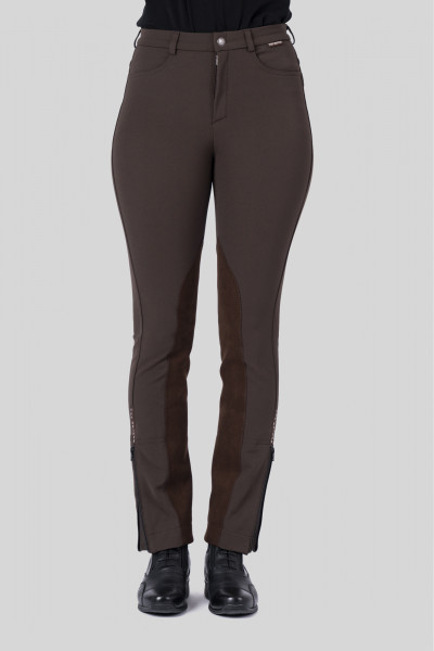 "Ridingtrousers ""POCKET"" Brown"