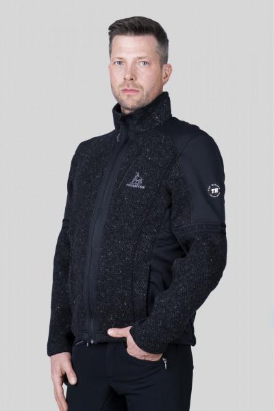 """Jacket """"HRAFN"""", darkgrey"""