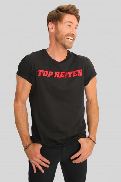 """T-Shirt """"VINUR"""", black"""