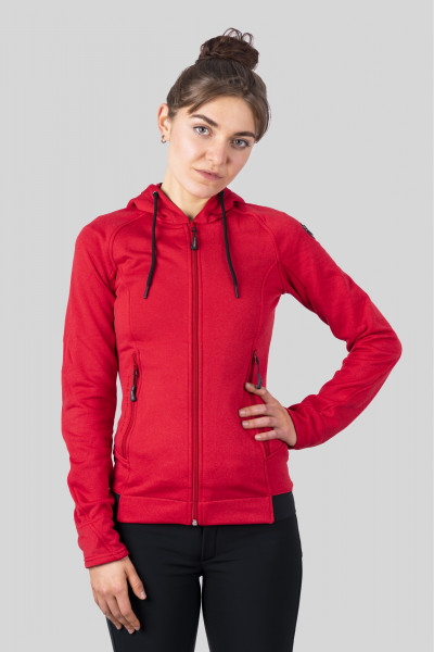 "Jacket ""LÓA"", Women, red mixed"