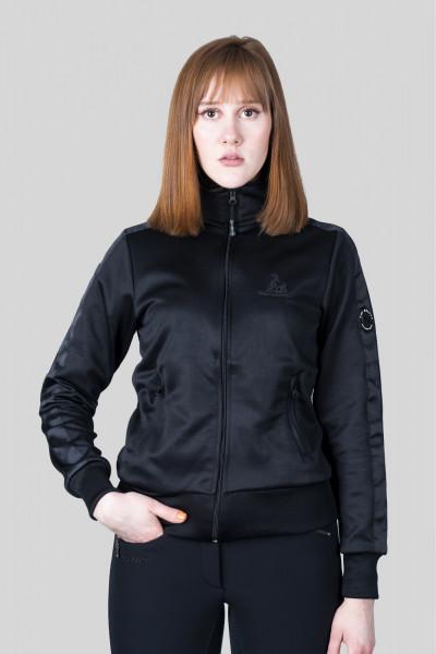 "Sweatshirt ""STJARNA"", Damen, schwarz"
