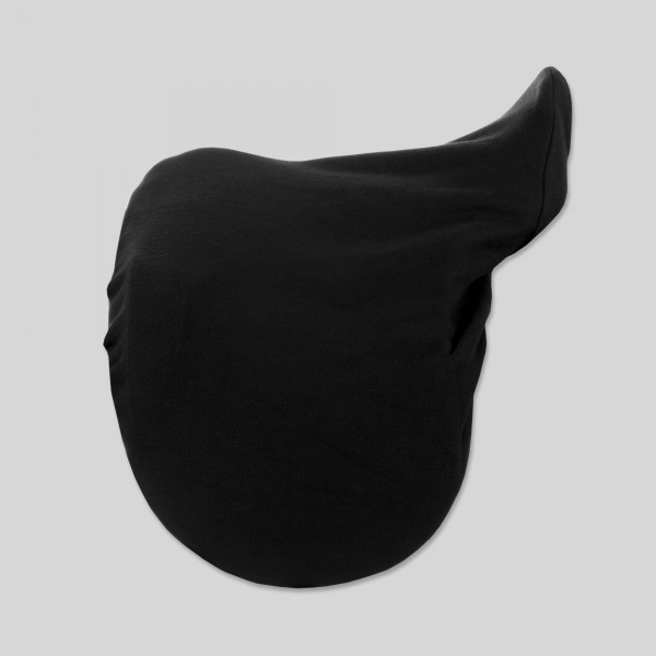 "Saddlecover ""FLEECE"", black"