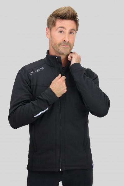 "Sweatshirt ""STRAUMUR"" black"