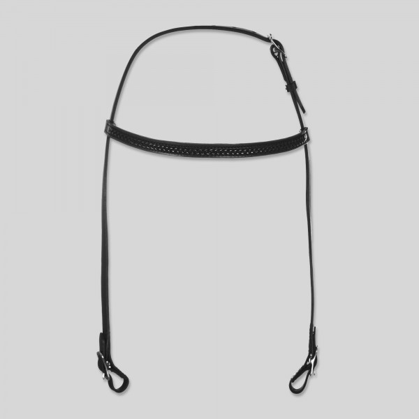 "Headstall ""INDIVIDUELLE"", black"