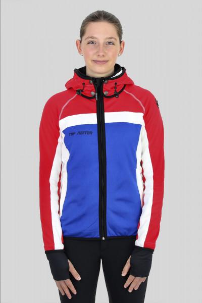"Jacket ""PERLA"" with hood, iceland"