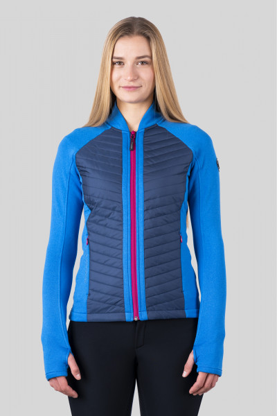 "Jacket ""HEKLA"", Women, blue mixed"
