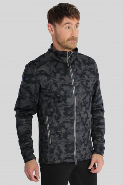 """Sweatshirt """"STRAUMUR"""", camouflage"""