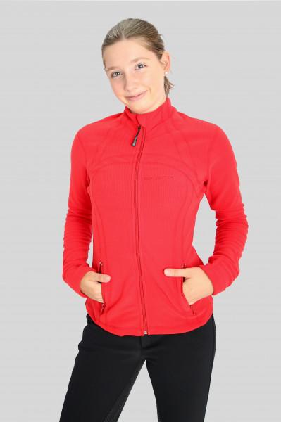 "Sweatshirt ""METTA"" red"